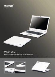 M661SRU - Clevo