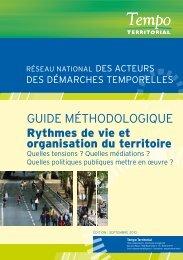 Tempo Territorial - Cédis Formation
