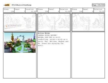 Scene 104 Panel 7 Duration 01:00 Scene 104 Panel 8 Duration 01 ...