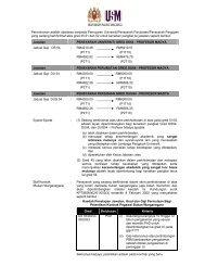 Iklan Kenaikan Pangkat Profesor Madya 2007 - Jabatan Pendaftar