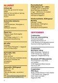 Evenemangskalendern Evenemangskalendern - Vaggeryds kommun - Page 2