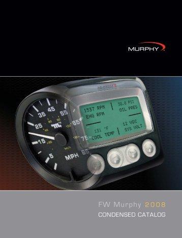 FW Murphy 2008 - Howard Instruments