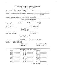 Answer Key for Exam 2A (pdf)