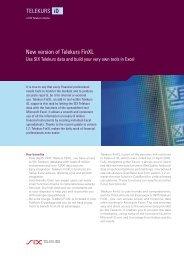 UK - SIX Financial Information