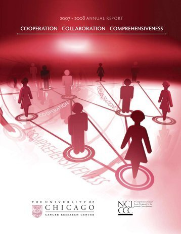 Cooperation Collaboration Comprehensiveness - The University of ...