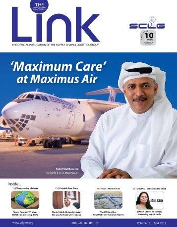 'Maximum Care' at Maximus Air - SCLG