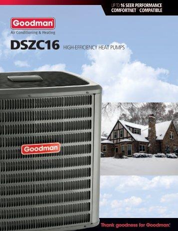 CB-DSZC16 - Goodman