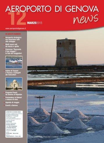 Marzo 2013 - Aeroporto di Genova