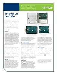 The Omni LTe Controller - Home Automation, Inc.
