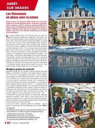 Retour sur la semaine Objectif 21 - Vincennes Info novembre 2009