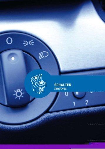 schalter - MECS