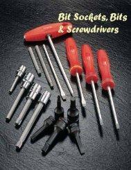 Bit Sockets - Electronic Fasteners Inc