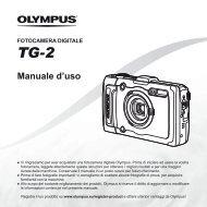 Manuale d'uso TG-2 - Olympus