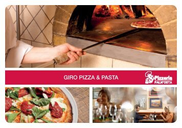 GIRO PIZZA & PASTA