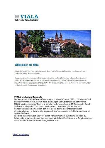 Interieur & Design bei VIALA AG - Bouvrot