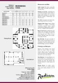 Hotel Fact Sheet - Radisson.com - Page 2