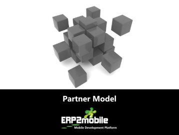 Partner Model - ERP2mobile