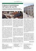bilanciometàmandato - Comune di Sassari - Page 2