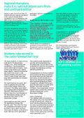Manchester Academy Newsletter | Summer, 2011: Issue 14 - Page 2