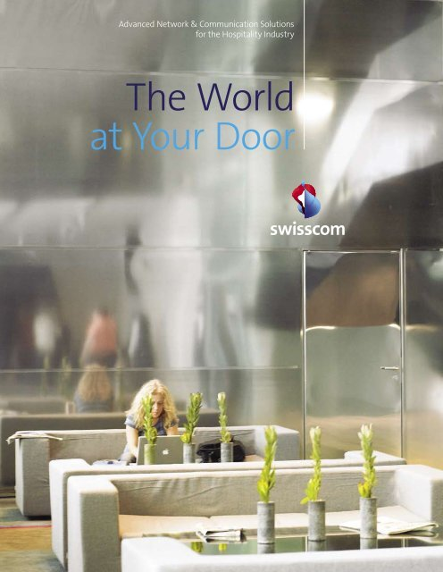 The World at Your Door - Hospitality Technology