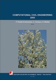 """""""Computational Civil Engineering -"""