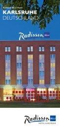 karlsruhe - Radisson Blu