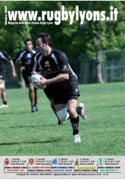 Ottobre 2009 - Rugby Lyons