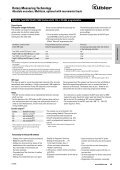 Rotary Measuring Technology - Multiprox - Page 2
