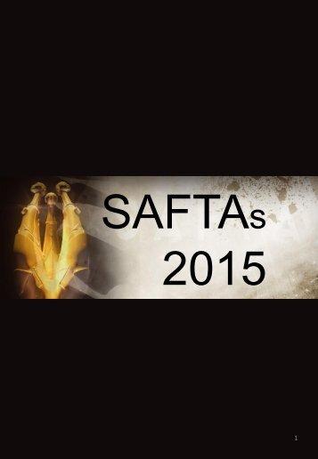 Nominees Announcement List 2015