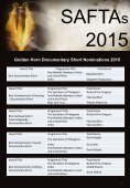 Nominees Announcement List 2015 - Page 2