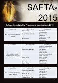 Nominees Announcement List 2015 - Page 5