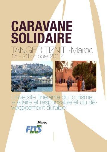 en page 8 - Le tourisme solidaire
