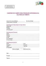 Caderno de Campo Tomate - Embrapa