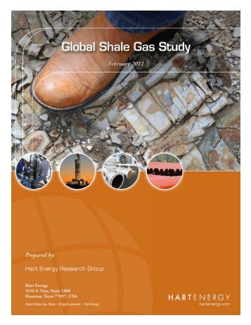 Global Shale Gas Study - Hart Energy