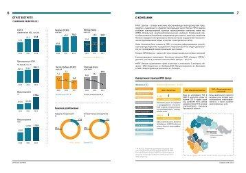 О кОмпании Отчет в Отчете - Годовой отчет 2012 - МРСК Центра
