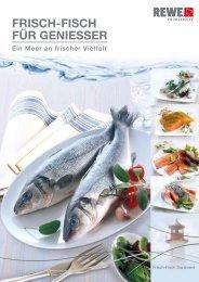 FRISCH-FISCH FÜR GENIESSER - REWE-Foodservice