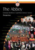 Pastoral Care Pupil Progress Spirituality - The Abbey Christian ... - Page 3