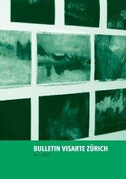 Bulletin 2013/01 - visarte zürich