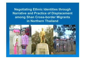 Negotiating Ethnic Identities through Narrative and Practice ... - RCSD