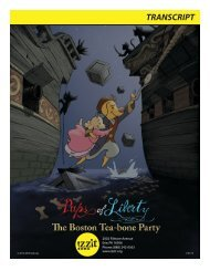 Pups of Liberty: The Boston Tea-bone Party - Izzit.org