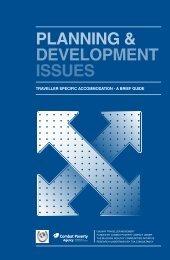 Planning & DeveloPment iSSUeS - Institute of Public Health in Ireland