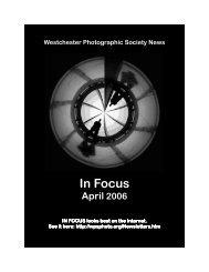 April, 2006 - WPS