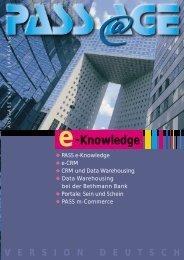 e-Knowledge - Profi4project.com