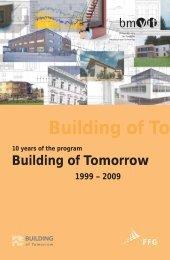 Building of Tomorrow - ÖGUT