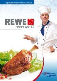 Tiefkühlfrische Convenience-Produkte - REWE-Foodservice