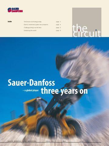 thecircuit - Sauer-Danfoss