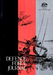 ISSUE 83 : Jul/Aug - 1990 - Australian Defence Force Journal