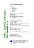 Cours Suisse de Nutrition Clinique - geskes - Page 2