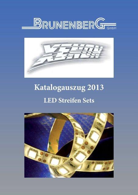 LED Streifen Zubehör - Brunenberg GmbH