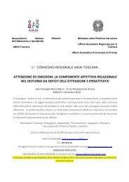 programma preliminare - Giunti OS